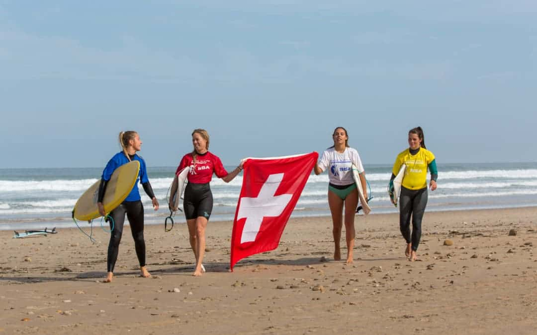 Official statement to surfing's recommendation for Tokyo 2020 Olympic Games