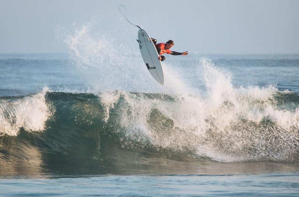 Qualification Process for Surfing Competition at Tokyo 2020