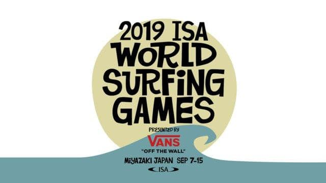 Swiss Surfing Team arrived in Japan for the 2019 ISA World Surfing Games